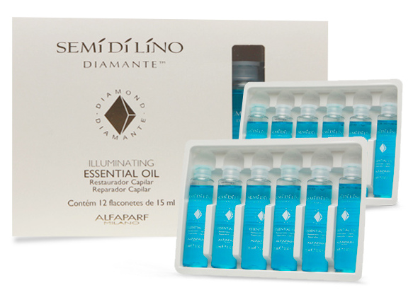 how to use semi di lino diamond illuminating essential oil